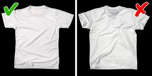 Cách phân biệt áo thun cotton 100% và áo thun giả cotton