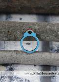 Nhẫn gỗ JA007