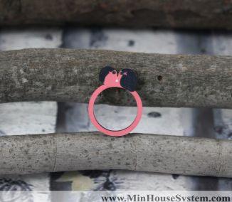 Nhẫn gỗ JA008