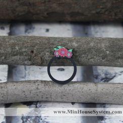 Nhẫn gỗ JA009
