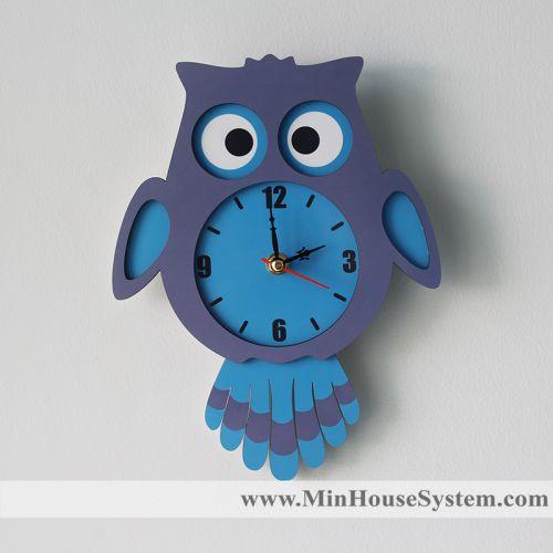 Đồng hồ treo tường C001