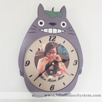 Đồng hồ Totoro