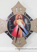 Đồng hồ Công Giáo hình Thập Giá