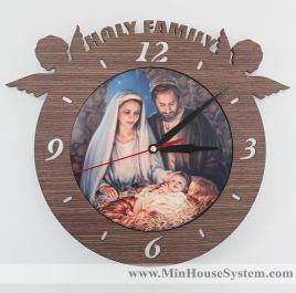 Đồng hồ Công Giáo tròn