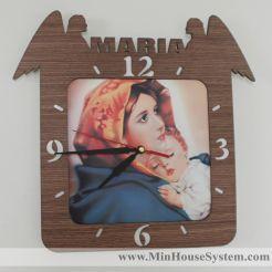 Đồng hồ Công Giáo vuông