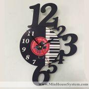 Đồng hồ Gỗ treo tường YCC06