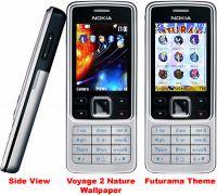 Nokia 6300 silver xách tay chính hãng new 100%