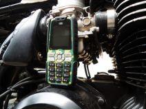 Điện thoại Land rover x1 pin dùng 20 ngày