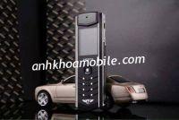 Điện thoại Vertu Bentley K9 đẳng cấp thượng lưu