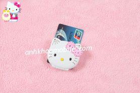 Điện thoại Hello Kitty T99 mini siêu dễ thương 2017