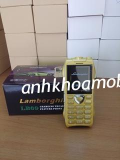 Điện thoại Lamborghini LB69 pin khủng cực chất