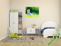Tranh treo phòng trẻ em thiết kế theo yêu cầu AmiA 322