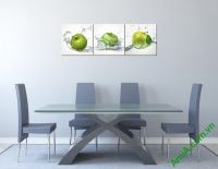 Tranh hoa quả tươi ngon treo phòng ăn đẹp AmiA 309