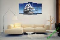 Tranh Thuận Buồm Xuôi Gió có phong thủy đẹp và ý nghĩa