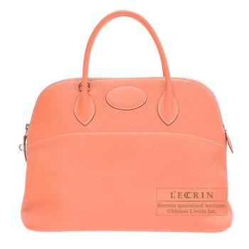 Túi xách Hermes Bolide Super 35cm màu cam