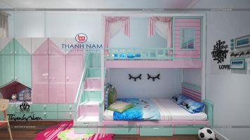 Nội thất phòng ngủ cho bé -Thanhnamhome-14