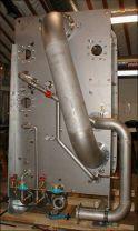 Thiết bị chưng cất nước sạch dạng tấm truyền nhiệt