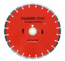 Lưỡi cắt bê tông nhựa đường Diamond star D250
