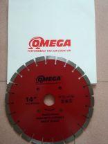 Lưỡi cắt bê tông OMEGA 350