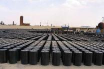 Nhựa đường đặc đóng thùng Shell M60/70