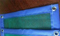 Lưới bao che may viền bấm khuy TH-03