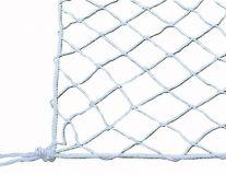 Lưới an toàn dù trắng (xanh) mắt 10×10, dây đan Ø3