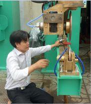 Máy hàn lăn ngang Nam Hàn Việt 80 KVA