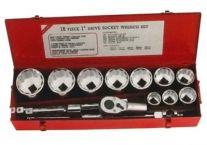 """Bộ đầu khẩu 1"""" 15 chi tiết Vata 7015M"""