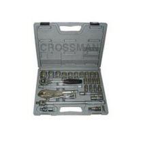 Bộ tuýp 1/2inch 27 chi tiết Crossman 99-036W
