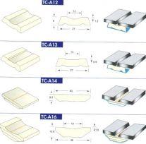 Sứ lót hàn giáp mối TC-A12-A13-A14-A16