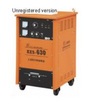 Máy hàn hồ quang một chiều công nghệ Thyristor DONSUN ZX5-400
