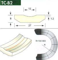 Sứ lót hàn giáp mối TC-B2