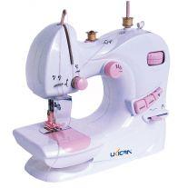 Máy may mini có vắt sổ Ukicra UFR-601