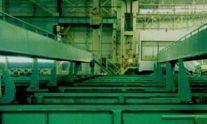 Máy đẩy thép hình H DTK-MDT60
