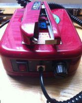 Máy bấm hộp nhựa bằng xung điện PW-40
