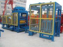 Máy ép gạch block tự động Changli QTY 9-15