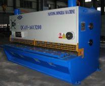 Máy cắt tôn thủy lực QC11Y-40x4000