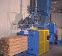 Máy ép giấy phế liệu bao bì Hitech T400