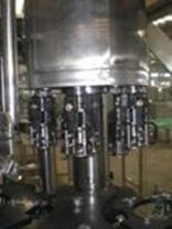 Máy siết nắp chai thủy tinh tự động YQX-3
