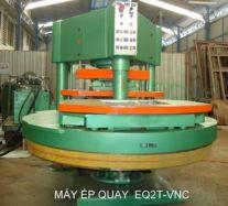 Máy Ép Gạch Terrazzo 7500W - Kiểu Quay