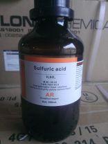 Hóa chất tinh khiết Axit Sulfuric (H2SO4)