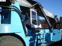 Xe nâng chụp container SMV SC108TA