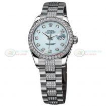 Đồng hồ Rolex Datejust Diamonds 179136 nữ)