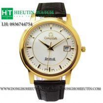 Đồng hồ Omega Deville 1036M dây da