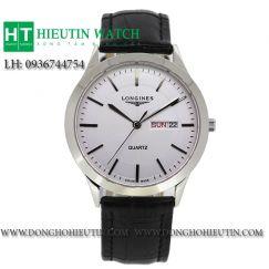 Đồng hồ Longines 0681M dây da cao cấp cho nam