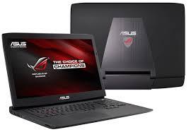 ASUS GL702VT Intel i7-6700HQ - Ram 16Gb - SSD 512Gb - VGA Nvidia GTX 973 - 17.3FHD