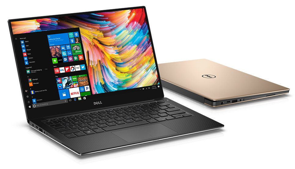 DELL XPS 9360 core i7 - 7600 / Ram 16GB / SSD 256GB / Màn 3K