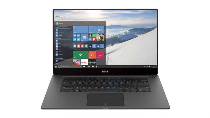 DELL XPS 9550 core i7 - 6700 / Ram 8GB / SSD 256GB / Màn 4K