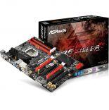 Asrock B85 Killer (Chipset Intel B85/ Socket LGA1150/ VGA onboard)