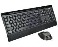 Bộ bàn phím chuột không dây Fuhlen A300G USB-Wireless